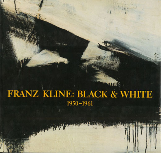 Franz Kline: Black and White